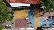 Coronavirus: des drones en Indonésie pour désinfecter les zones denses