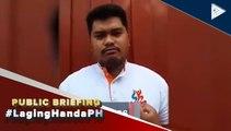#LagingHanda | Access sa mga CoVID-19 testing kits, sinisiguro ng gobyerno
