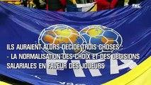 Coronavirus : Mercato, salaires... vers un plan mondial de la FIFA pour sauver le foot