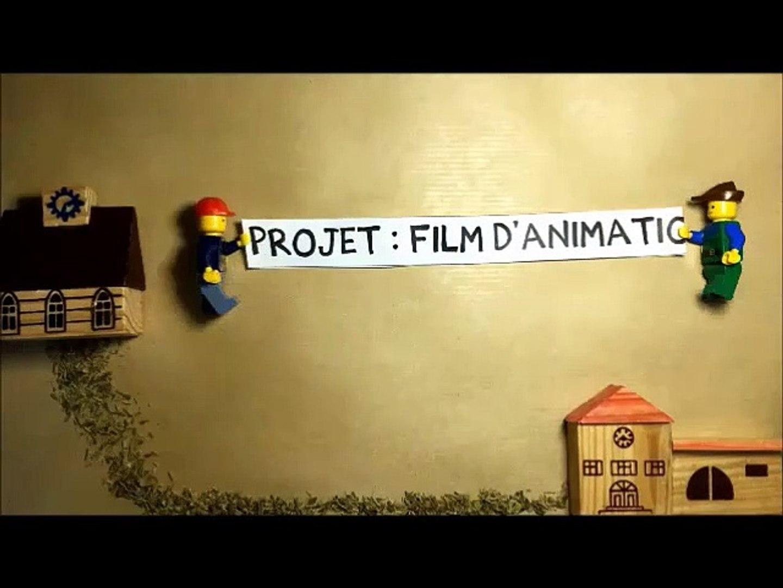 Projet film d'animation