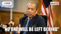 RM250 billion to drive economy, RM10 billion in cash handouts