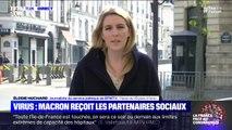 Coronavirus: Emmanuel Macron reçoit les partenaires sociaux ce vendredi