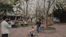 La primavera comienza a despertar a Pekín de su peor pesadilla