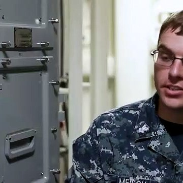 Phalanx CIWS System - Warship #78 - USS Gerald R. Ford's (CVN 78)