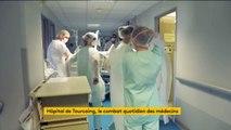 Coronavirus : plongée dans l'hôpital de Tourcoing