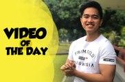Video of The Day: Sikap Kaesang Pangarep Tahu Jokowi Dihina, Ria Ricis Voting Vlog Donasi Corona