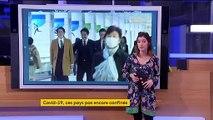 Les pays pas encore confinés malgré le coronavirus