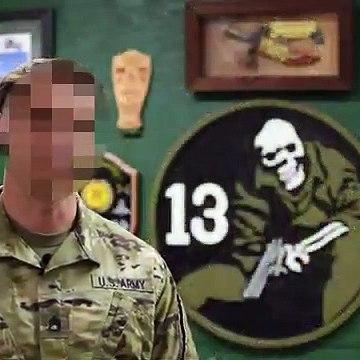 U.S. Army Green Berets Jungle Warfare Training Japan