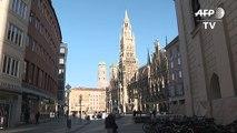 München: Leere Straßen vor den Stichwahlen