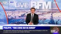 """Philippe : """"une crise qui va durer"""" (4) - 27/03"""