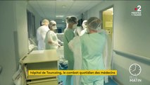 Coronavirus : le dur combat quotidien des soignants