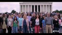 Messiah - Netflix saison 1 trailer