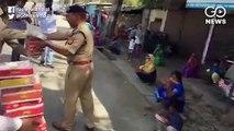 लॉकडाउन: पुलिस का रवैया कहीं गरम कहीं नरम