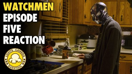 Watchmen: What The Hell Is Happening? (Season 1, Episode 5 Reaction)