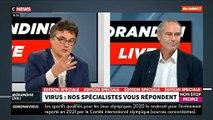 Coronavirus - Le docteur Patrick Pelloux annonce que quatre médecins urgentistes sont en réanimation après avoir été contaminés - VIDEO