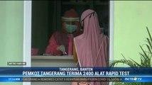 Pemkot Tangerang Mulai Rapid Test Covid-19
