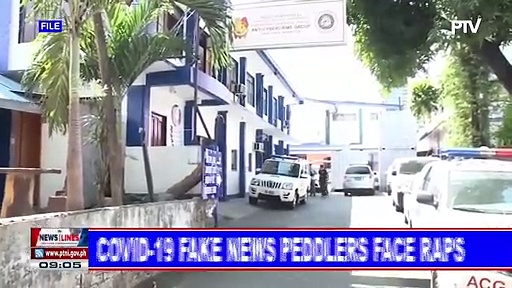 4 CoVID-19 fake news peddlers face raps