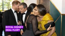 Here's why Meghan Markle isn't getting paid for Disney movie