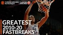 Greatest Plays, 2010-20: Fastbreaks