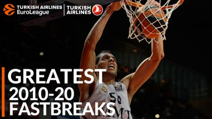 Greatest Plays, 2010-20: Fastbreaks