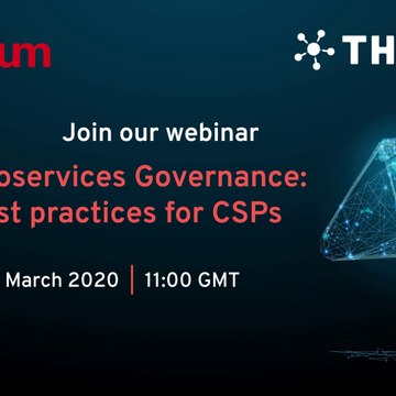 Implement Microservices with a well-thought-out governance approach