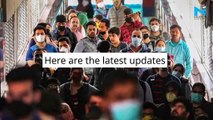 China reports one local coronavirus case after 3 days : All the latest updates on Covid-19