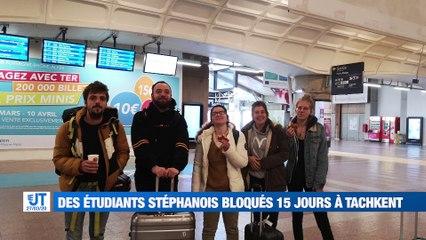 L'incroyable aventure de 4 étudiants stéphanois bloqués en Ouzbékistan