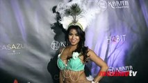"Angela Nguyen ""Kandy Halloween- Return of the Haunted Mansion"" Red Carpet"