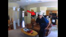 5 SCARIEST Home Videos Caught On CCTV