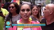 Con pruebas en mano, Sugey Ábrego desmiente ser portadora de coronavirus. | Venga La Alegría