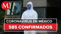 Aumenta a 8 cifra de muertos por Covid-19 en México