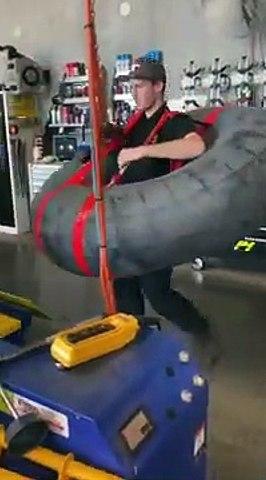 Voilà comment les garagistes respectent les 1m de distance