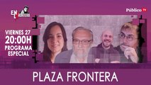 Juan Carlos Monedero y 'Plaza Frontera' - 27 de marzo de 2020