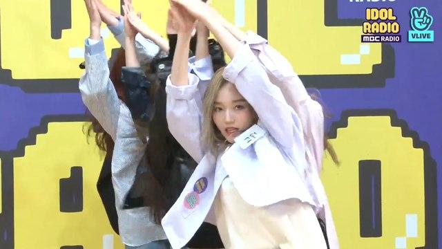 [IDOL RADIO]  HeeJin&HyunJin&Yves&ViVi&Choerry&Go Won -  ECLIPSE ♬