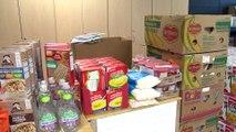 COVID-19 : Les banques alimentaires débordées