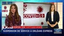 TVA Nouvelles CHAU 18H 27 Mars 2020