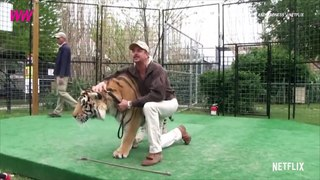 Jared Leto Dresses as Joe Exotic and Live-Tweets 'Tiger King'