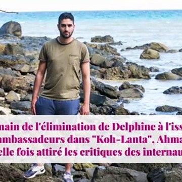 Koh-Lanta 2020 : Ahmad encore critiqué, pourquoi Delphine n'a plus envie de le défendre (Exclu)