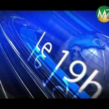 JT BAMBARA 19H30 DU 27 MARS 2020