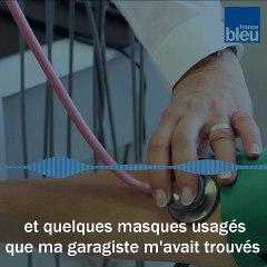ÉCOUTEZ - Rennes : une infirmière se fait voler son matériel médical dans sa voiture