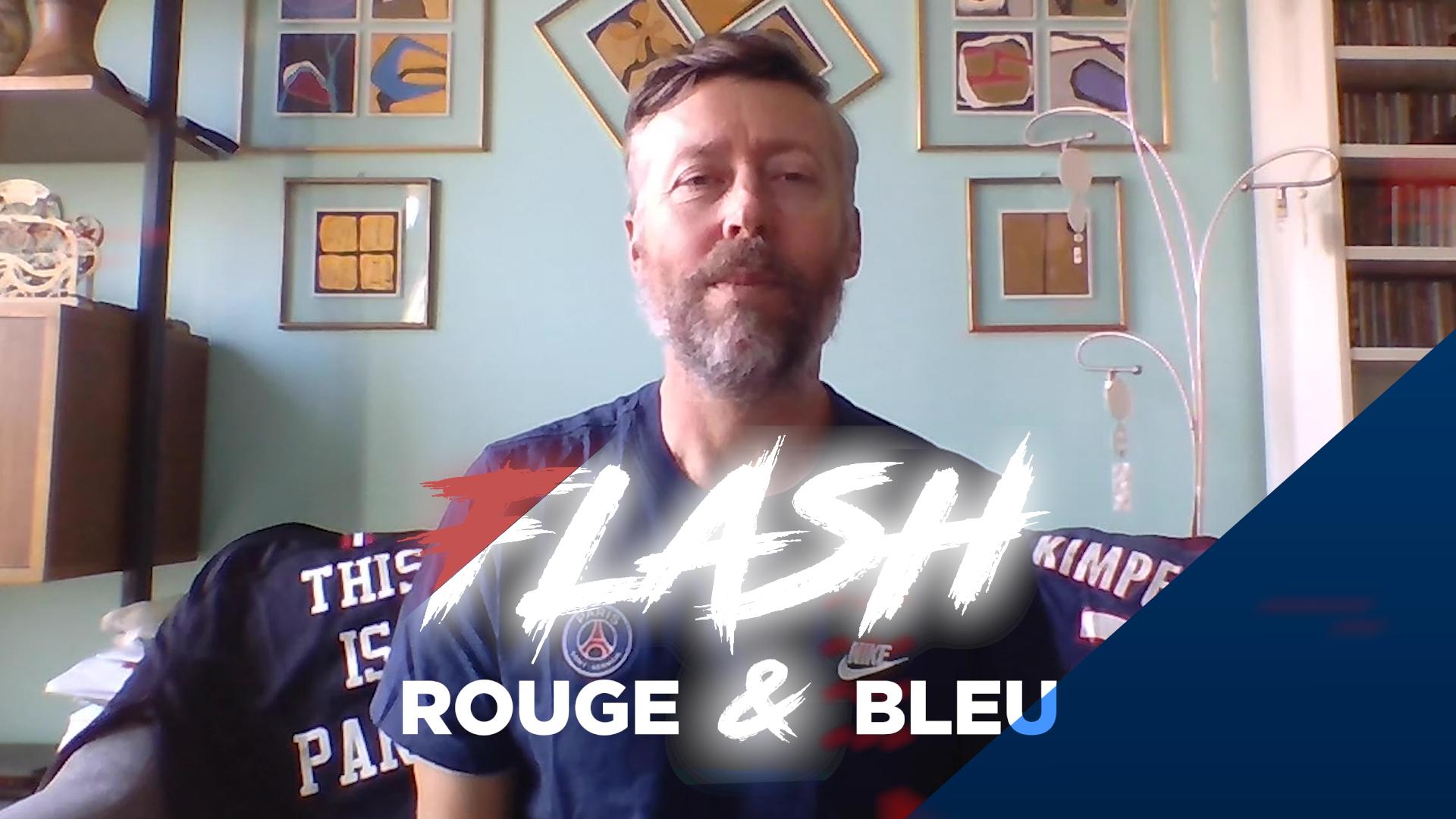 Rouge & Bleu News Flash - Marquinhos, Lamas, and our titis