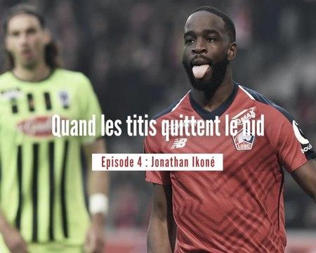 Quand les Titis quittent le nid - Episode 4, Jonathan Ikoné