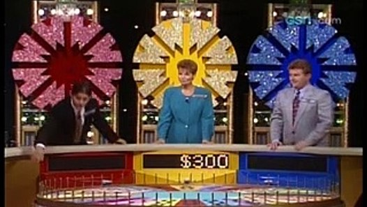 Wheel Of Fortune 1994 Dailymotion