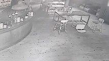 CCTV Captures Eerie Haunted Bar