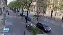 Confinement: le bruit a fui les villes