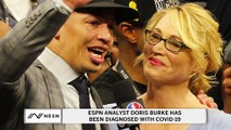ESPN Analyst Doris Burke Reportedly Diagnosed With COVID-19