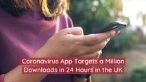 Coronavirus App Is Viral