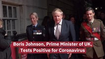 PM Boris Johnson Has Coronavirus