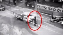 Chilling videos of ghost caught on CCTV-- Scariest Ghost Videos Ever