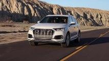 2020 Audi Q7 Driving Video
